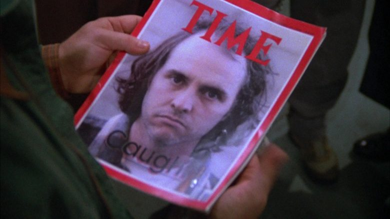 Time Magazine Held by Jason Alexander as George Costanza in Seinfeld Season 4 Episode 12 (1)