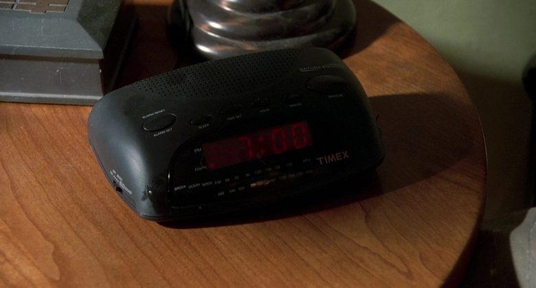 Timex Alarm Clock in K-911 (1999)