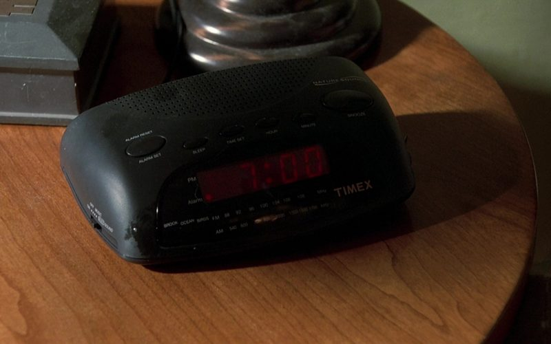 Timex Alarm Clock in K-911 (1999)