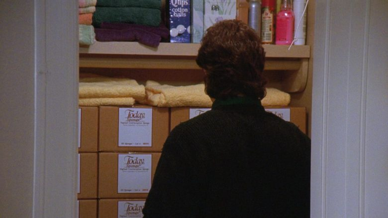 Today Sponge in Seinfeld Season 7 Episode 9 The Sponge (1)