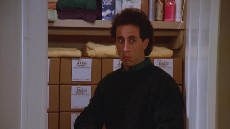 Today Sponge in Seinfeld Season 7 Episode 9 The Sponge (3)