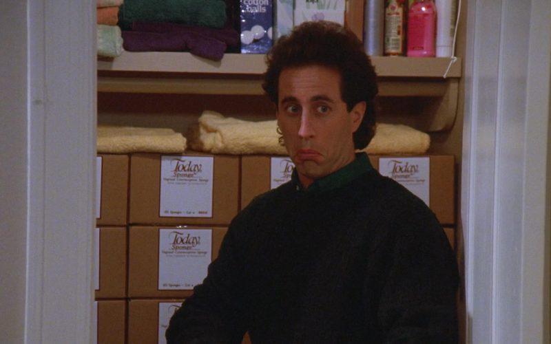Today Sponge in Seinfeld Season 7 Episode 9 The Sponge (3)