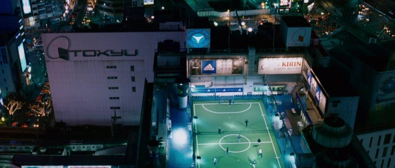 Tokyu, Adidas, Kirin Company in The Fast and the Furious Tokyo Drift