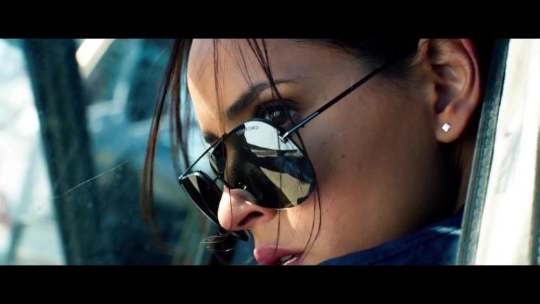 Tom Ford Sunglasses Worn by Adria Arjona in 6 Underground (2019)