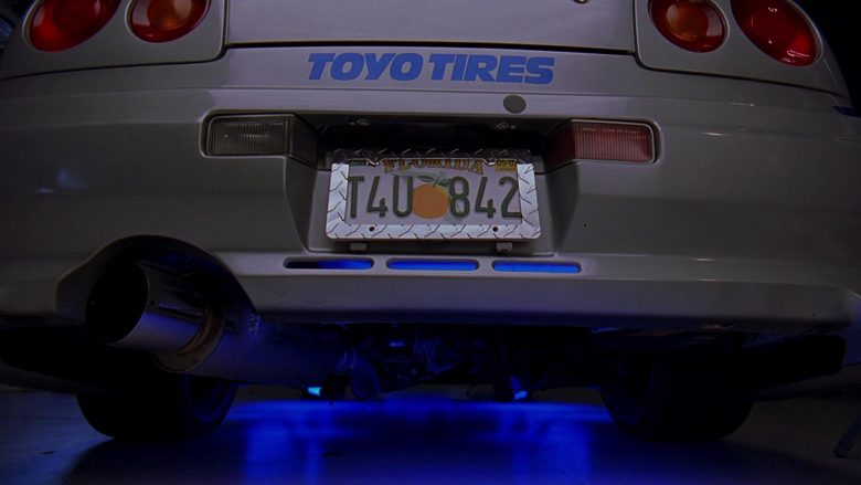 Toyo Tires in 2 Fast 2 Furious (1)