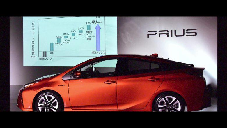 Toyota Prius Car in 6 Underground