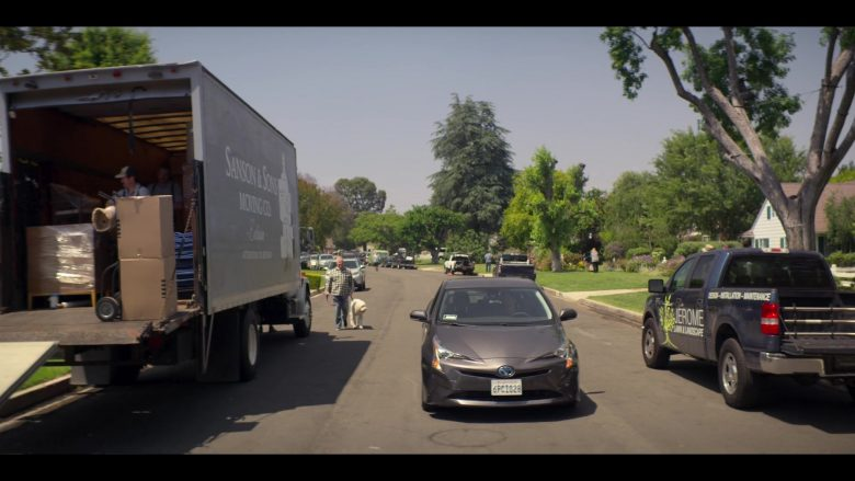 Toyota Prius Hybrid Car Used by Penn Badgley as Joe Goldberg in YOU Season 2 Episode 10 Love, Actually (1)