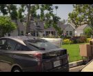 Toyota Prius Hybrid Car Used by Penn Badgley as Joe Goldberg in YOU Season 2 Episode 10 Love, Actually (2)
