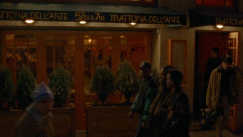 Trattoria Dell'Arte, New York City Restaurant in Seinfeld Season 7 Episode 3 The Maestro (1)