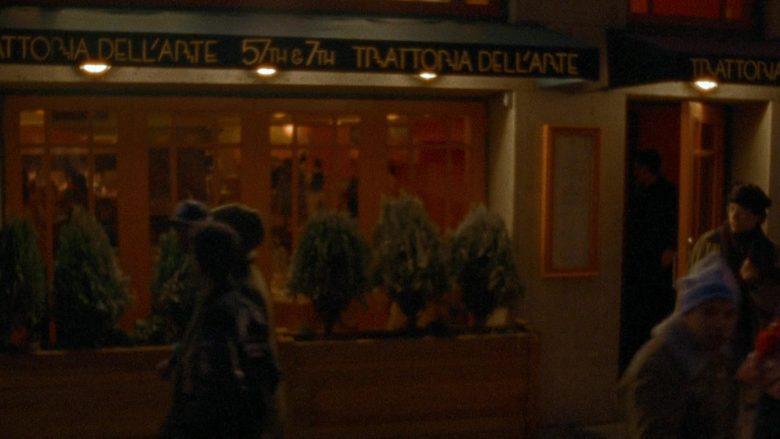 Trattoria Dell'Arte, New York City Restaurant in Seinfeld Season 7 Episode 3 The Maestro (2)