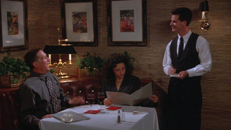 Trattoria Dell'Arte, New York City Restaurant in Seinfeld Season 7 Episode 3 The Maestro (3)