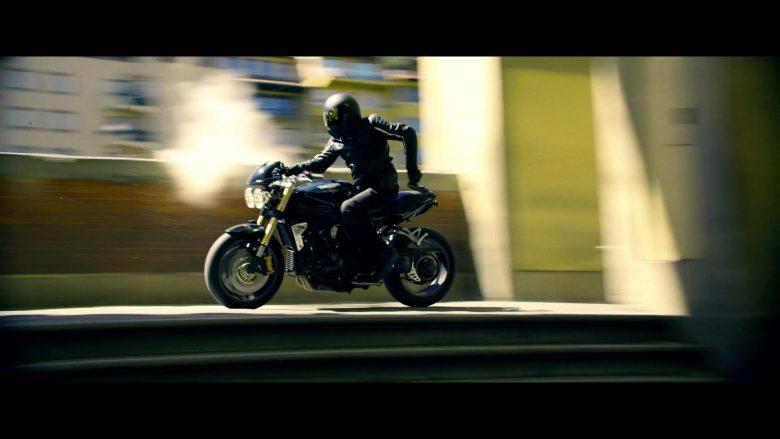 Triumph Motorcycle in 6 Underground (2019) Movie