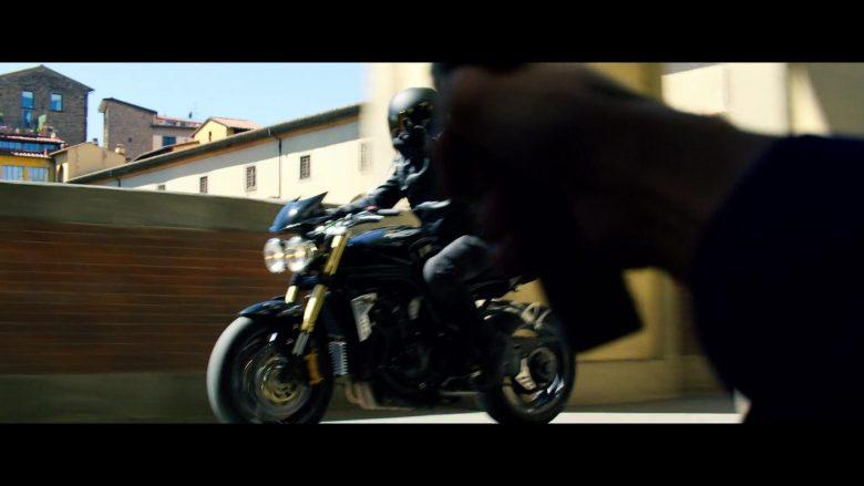 Triumph Motorcycle in 6 Underground
