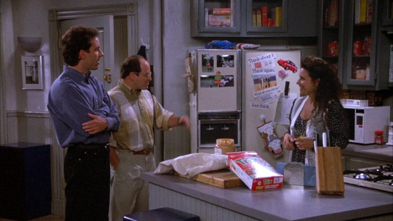 Trix Cereal By General Mills in Seinfeld Season 4 Episode 5 The Wallet (4)