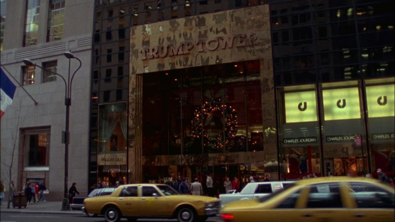Trump Tower in Seinfeld Season 4 Episode 13 The Pick (1)