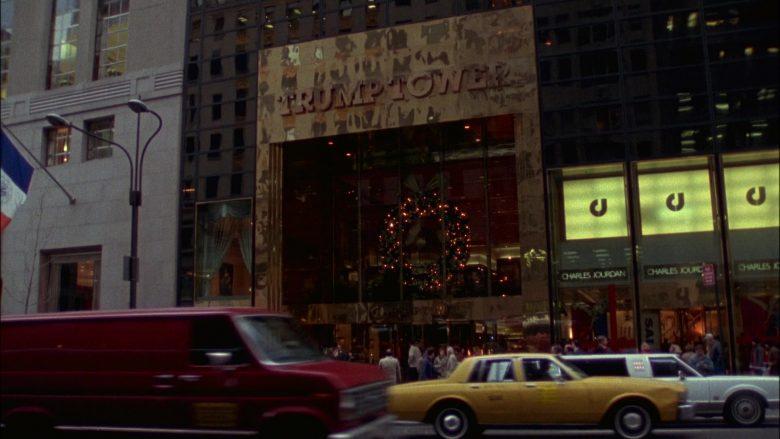 Trump Tower in Seinfeld Season 4 Episode 13 The Pick (2)