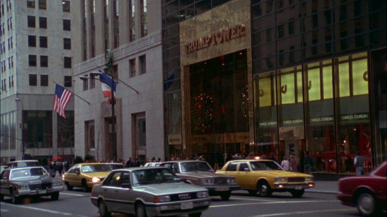 Trump Tower in Seinfeld Season 4 Episode 13 The Pick (4)