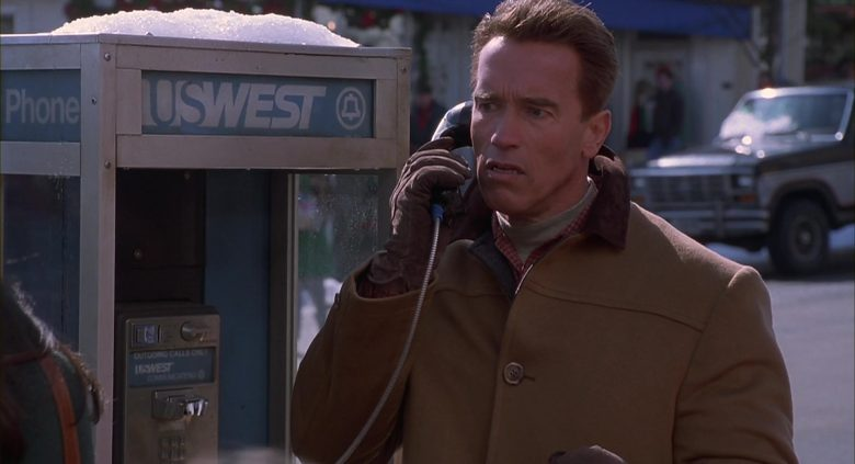 US West Payphone Used by Arnold Schwarzenegger in Jingle All the Way (2)
