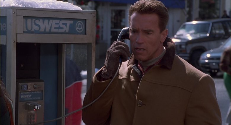 US West Payphone Used by Arnold Schwarzenegger in Jingle All the Way (3)