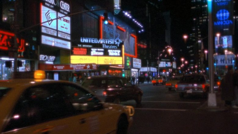 United Artists Theatres in Seinfeld Season 7 Episode 8 The Pool Guy (1)