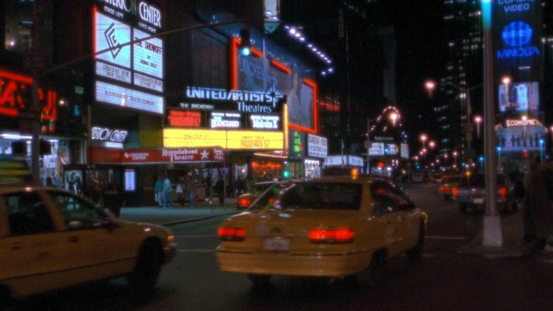 United Artists Theatres in Seinfeld Season 7 Episode 8 The Pool Guy (2)
