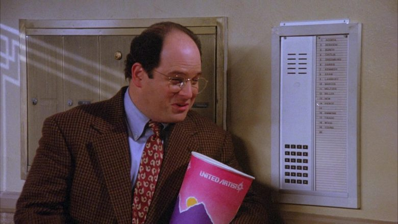 United Artists in Seinfeld Season 6 Episode 22 The Diplomat's Club (2)