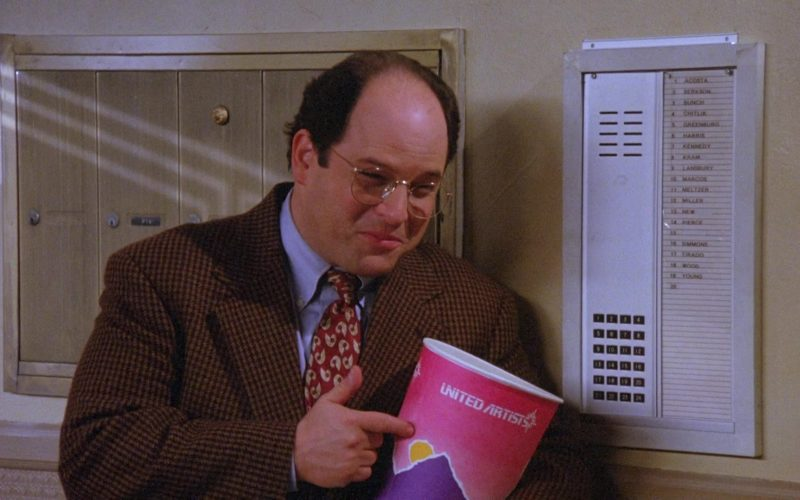 United Artists in Seinfeld Season 6 Episode 22 The Diplomat's Club (3)