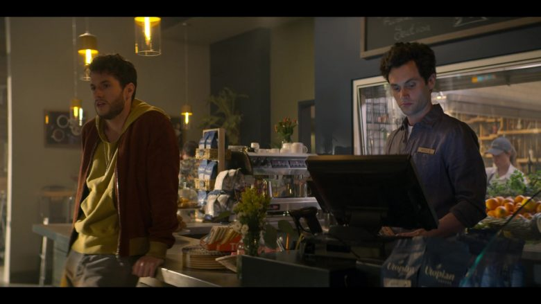 Utopian Coffee in YOU Season 2 Episode 3 What Are Friends For (1)