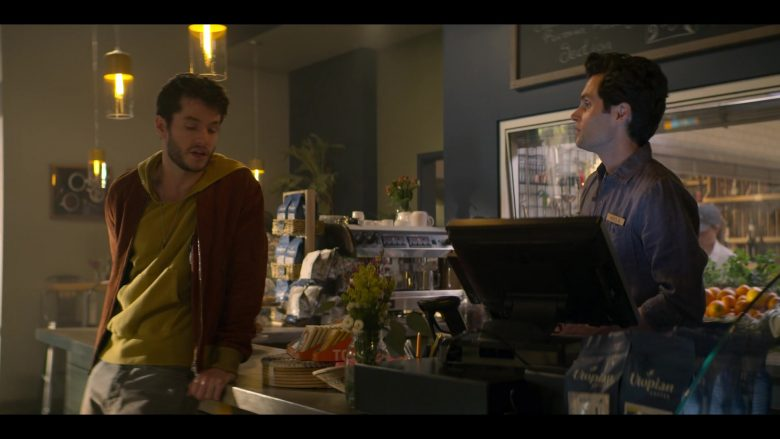 Utopian Coffee in YOU Season 2 Episode 3 What Are Friends For (2)