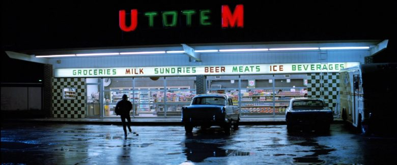 UtoteM Store in The Outsiders (1983)