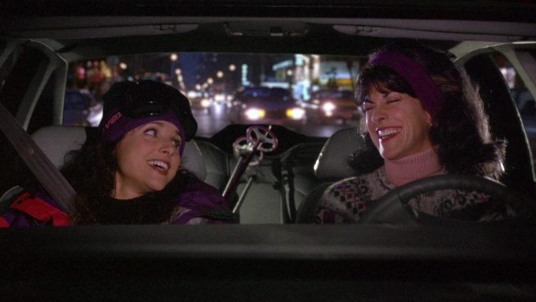 Uvex Goggles Worn by Julia Louis-Dreyfus as Elaine Benes in Seinfeld Season 6 Episode 17 (2)