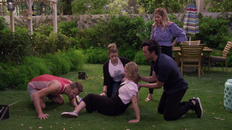 Vans Sneakers Worn by Candace Cameron Bure as D.J. Tanner-Fuller in Fuller House Season 5 Episode 9 (2)