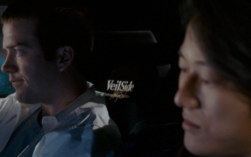 VeilSide Car Seats in The Fast and the Furious Tokyo Drift