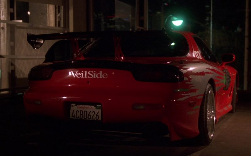 VeilSide in The Fast and the Furious (2)