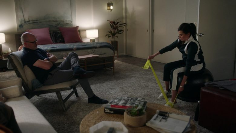 Veja Shoes Worn by Michaela Watkins as Delia in The Unicorn Season 1 Episode 10 (3)