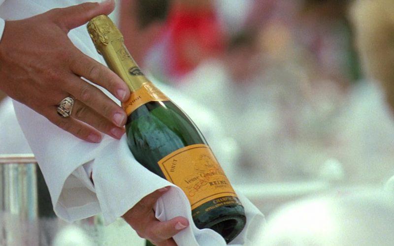 Veuve Clicquot Champagne in K-9 (1989)