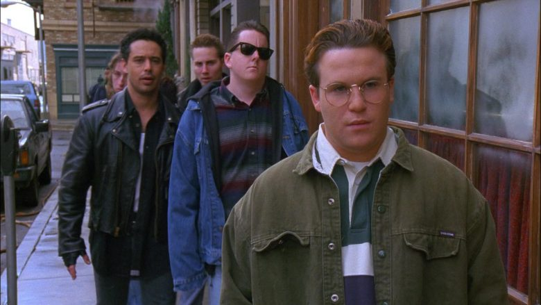 Volcom Jacket For Men in Seinfeld Season 8 Episode 14 The Van Buren Boys (1)