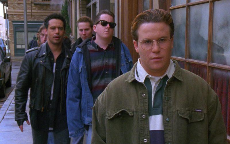 Volcom Jacket For Men in Seinfeld Season 8 Episode 14 The Van Buren Boys (1)