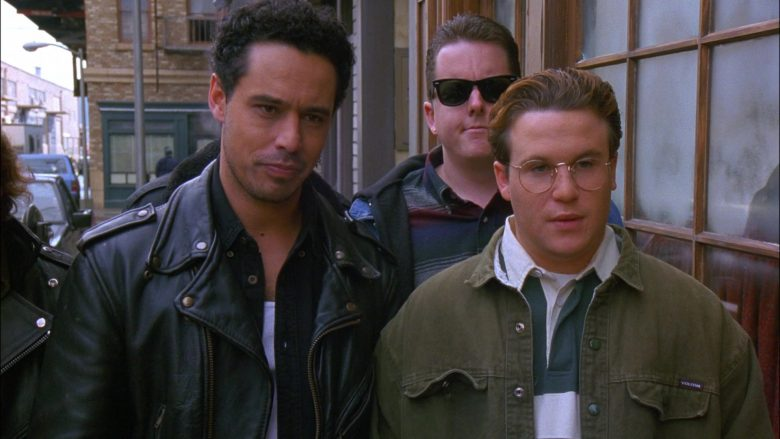 Volcom Jacket For Men in Seinfeld Season 8 Episode 14 The Van Buren Boys (2)