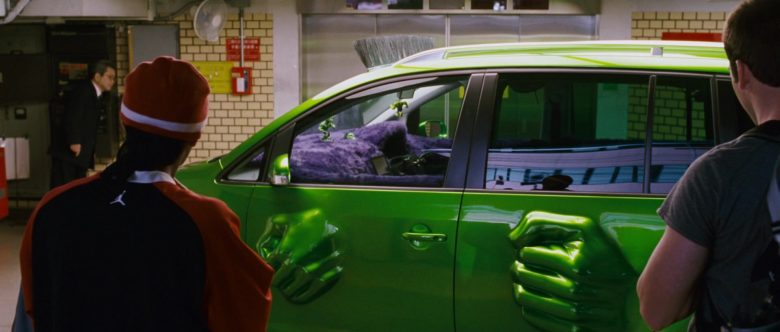 Volkswagen Touran I [Typ 1T] Green Compact MPV Car in The Fast and the Furious Tokyo Drift (5)