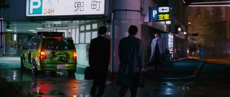 Volkswagen Touran I [Typ 1T] Green Compact MPV Car in The Fast and the Furious Tokyo Drift (9)