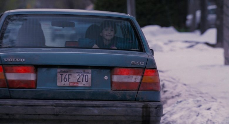 Volvo 940 Car Used by Judge Reinhold in The Santa Clause