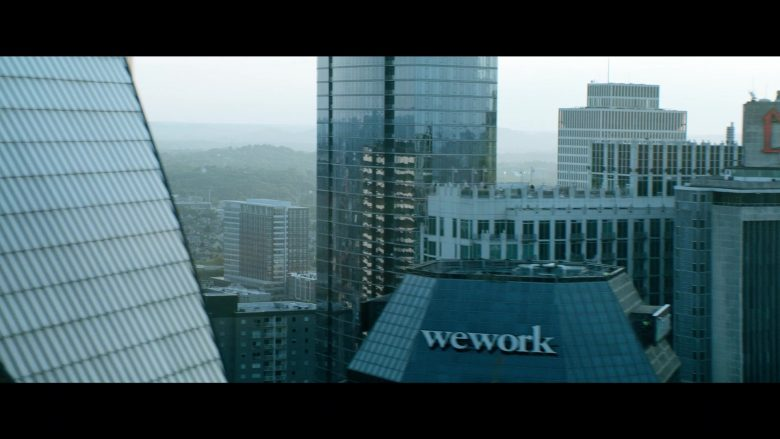 WeWork Office Space and Workspace Solutions in Tell Me a Story Season 2 Episode 2