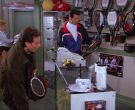 Wilson Tennis Racquets in Seinfeld Season 8 Episode 13 The Comeback (1)