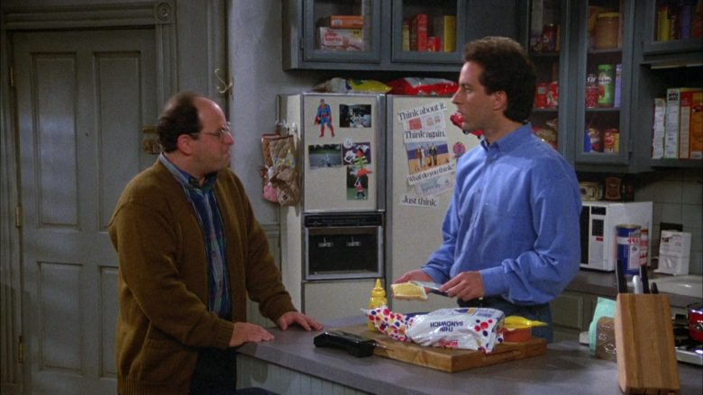 Wonder Bread Enjoyed by Jerry in Seinfeld Season 4 Episodes 23-24 The Pilot (1)