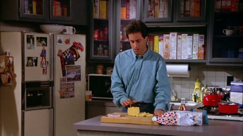 Wonder Bread in Seinfeld Season 5 Episode 9 The Masseuse
