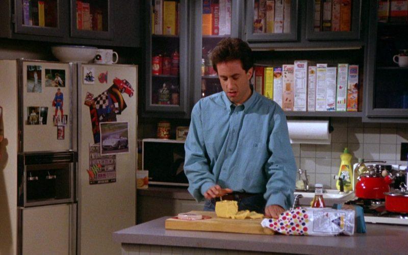 Wonder Bread in Seinfeld Season 5 Episode 9 The Masseuse