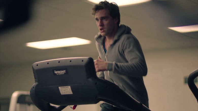 Woodway 4Front Treadmill Used by Jackson White as Brendan in Mrs. Fletcher Season 1 Episode 7 (2)