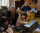 Xbox 360 Elite video game console held by Skyler Gisondo in Four Christmases (1)