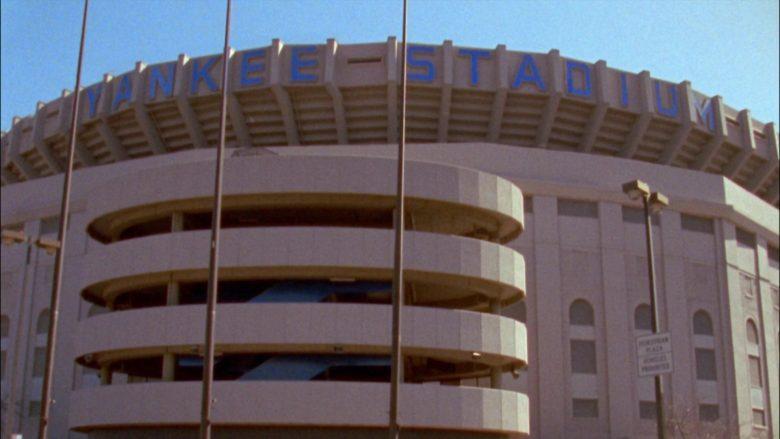 Yankee Stadium in Seinfeld Season 6 Episode 10 The Race